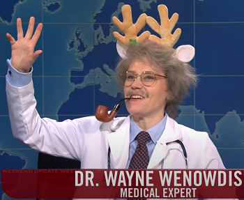 Dr Wayne Wenowdis
